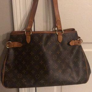 Louis Vuitton Batignolles Monogram Handbag